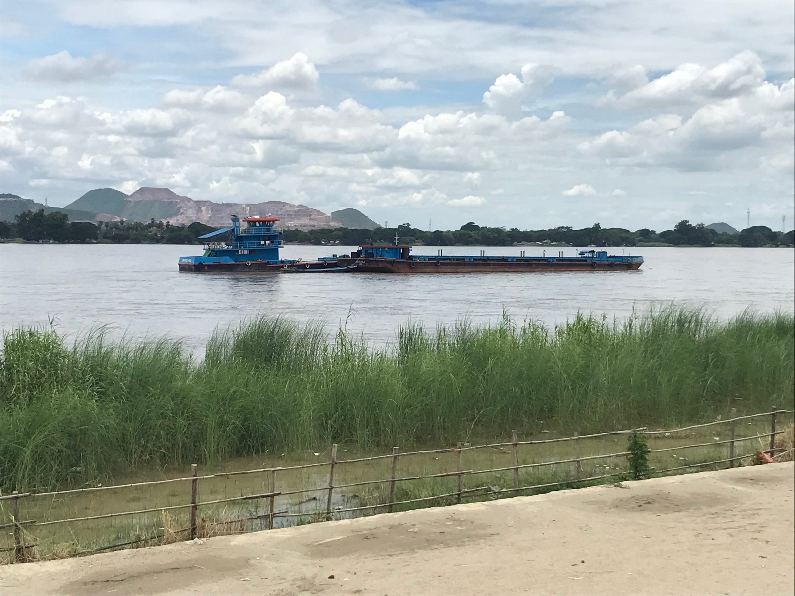 Read more about the article Urban Water Logistics Yangon