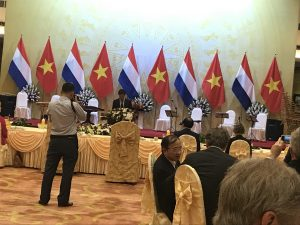 Read more about the article Vietnam Netherlands Waterborne Partnership