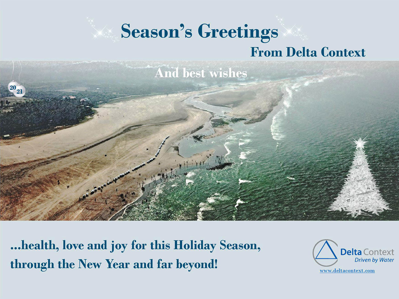 Season's Greetings from Delta Context!